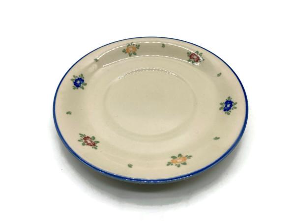 Zeller Keramik Petite Rose Suppenuntertasse 16 cm