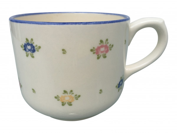 Zeller Keramik Petite Rose Jumbo Obertasse 0,50 l