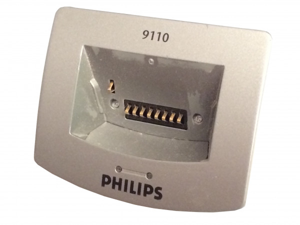 Philips Ladestation Docking-Station 9110 für DPM 9360,9400,9450,9220