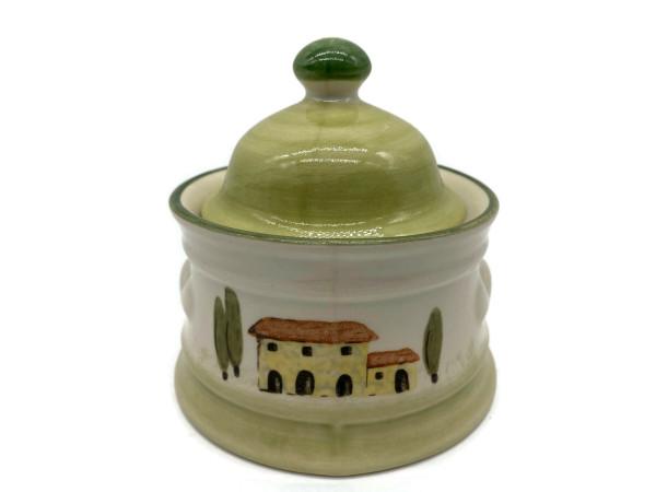 Zeller Keramik Bella Toscana Zuckerdose 0,20 l
