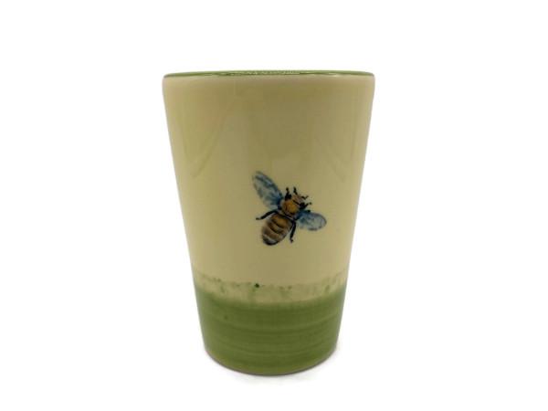 Zeller Keramik Biene Milchbecher 0,20 l