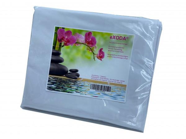 Inkontinenzlaken Unterlaken Matratzenauflage weiss 200x230 cm Inkontinenzauflage Inkontinenz-Bettlaken auch für Kinder von eXODA