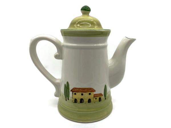 Zeller Keramik Bella Toscana Kaffeekanne 1,00 l