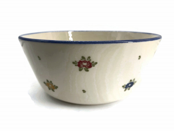 Zeller Keramik Petite Rose Schüssel konisch 17 cm