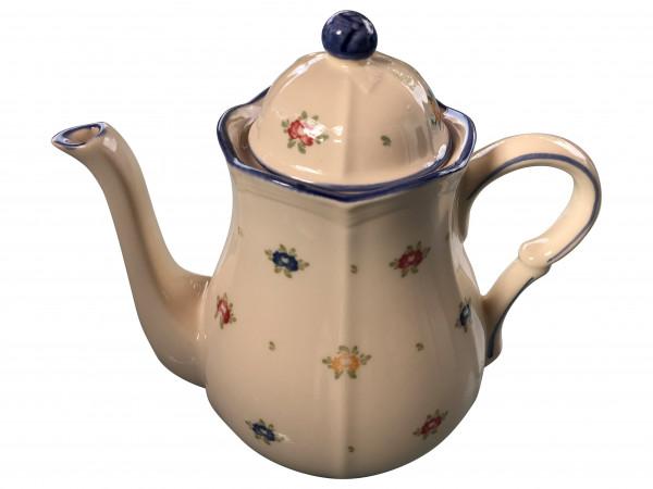 Zeller Keramik Petite Rose Kaffeekanne 1,50 l