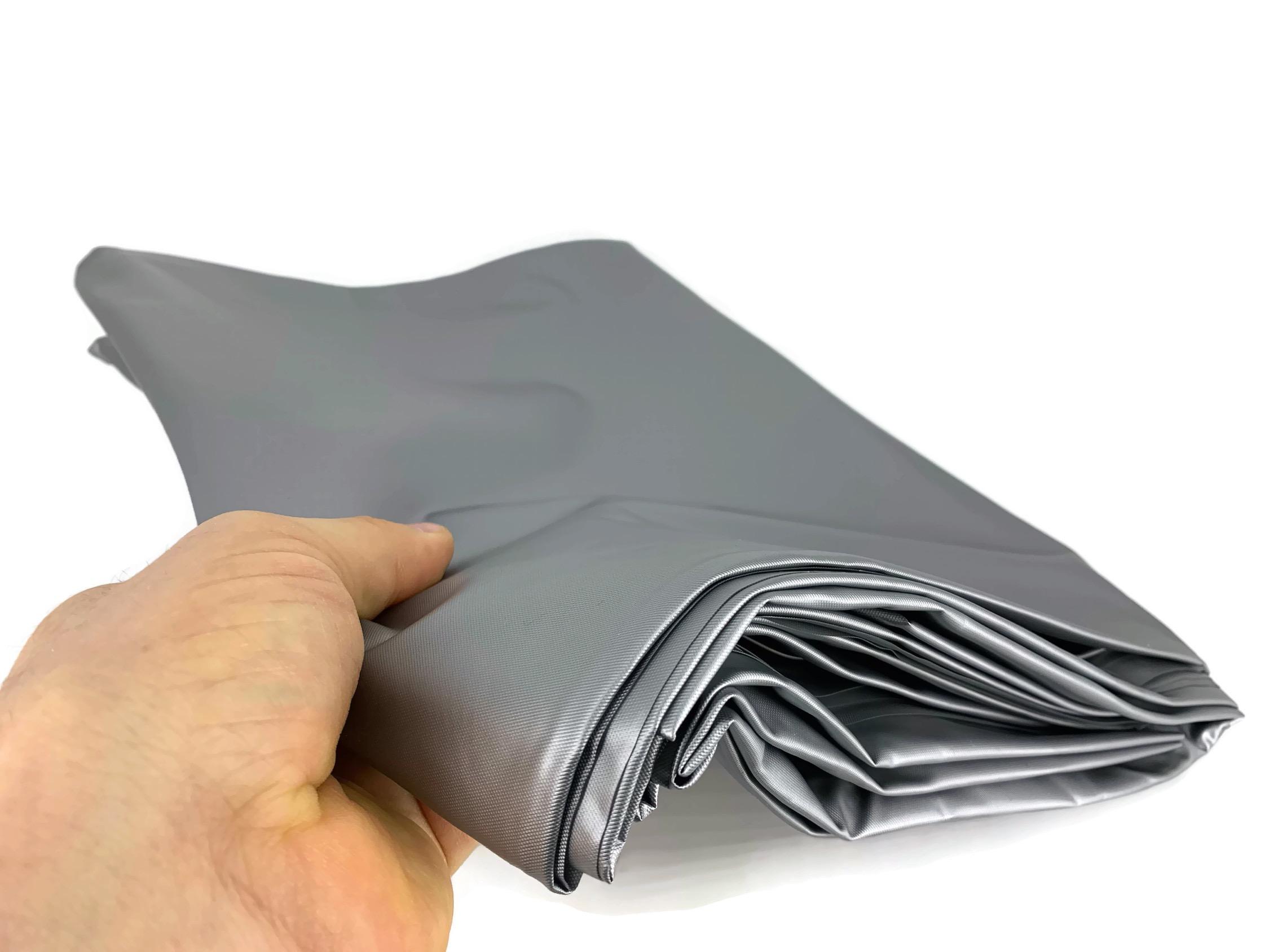 eXODA Inkontinenzlaken Unterlaken Matratzenauflage grau 180x240 cm Inkontinenzauflage Bettlaken