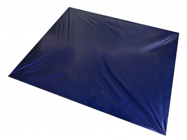 Inkontinenzlaken Unterlaken Matratzenauflage blau 180x240 cm Inkontinenzauflage Inkontinenz-Bettlaken auch für Kinder von eXODA