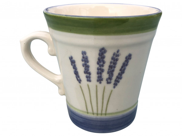 Zeller Keramik Fleur de Provence Obertasse hoch 0,20 l