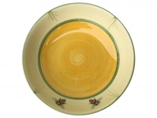 Zeller Keramik Biene Müslischale 18 cm