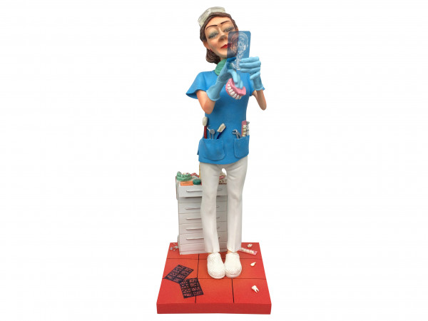 Guillermo Forchino - The Professionals - Die Zahnärztin -  43cm