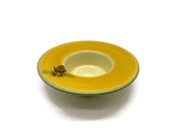 Zeller Keramik Biene Leuchter 6 cm