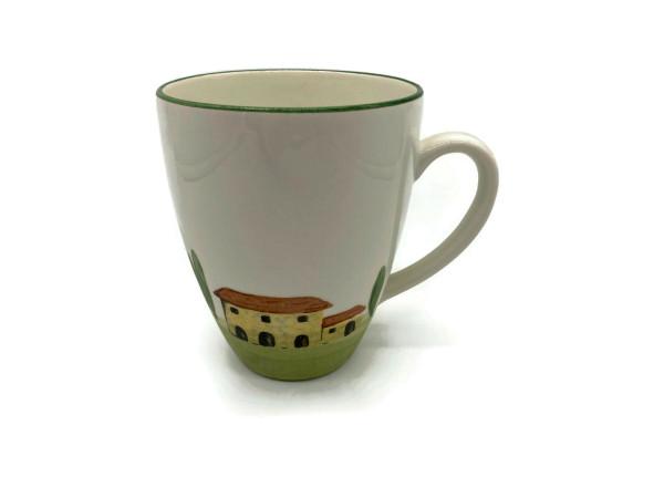Zeller Keramik Bella Toscana Milchkaffee 0,35 l