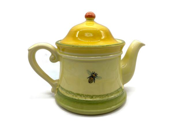 Zeller Keramik Biene Teekanne 1,00 l