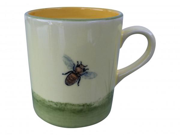 Zeller Keramik Biene Kinderbecher 0,20 l