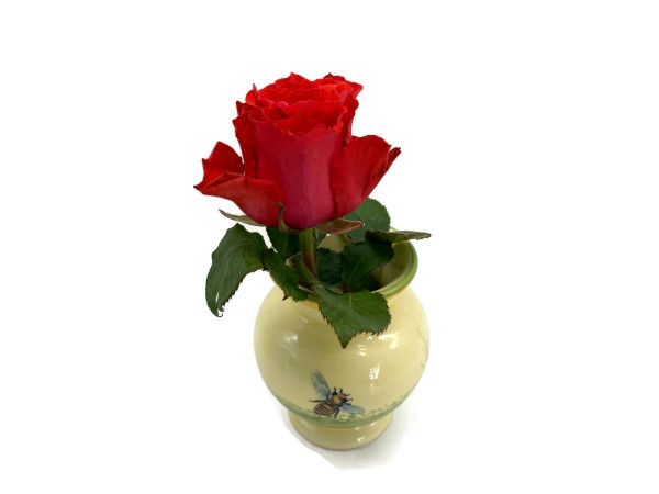 Zeller Keramik Biene Vase 10 cm