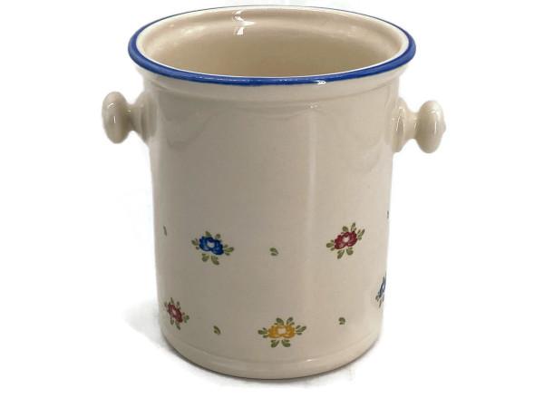 Zeller Keramik Petite Rose Tischrestebehälter 0,80 l ohne Schrift