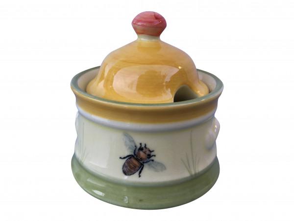 Zeller Keramik Biene Zuckerdose 0,20 l