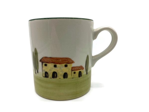 Zeller Keramik Bella Toscana Kinderbecher Tasse 0,20 l