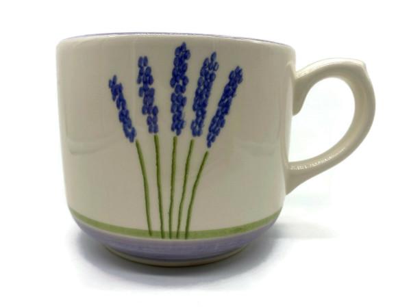 Zeller Keramik Fleur de Provence Jumbo Obertasse 0,50 l
