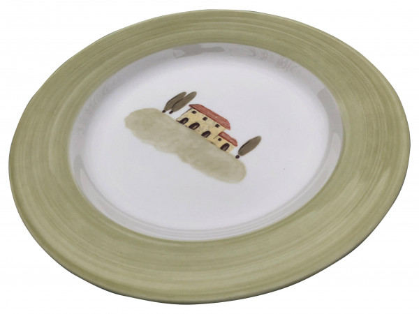 Zeller Keramik Bella Toscana Teller tief 24 cm