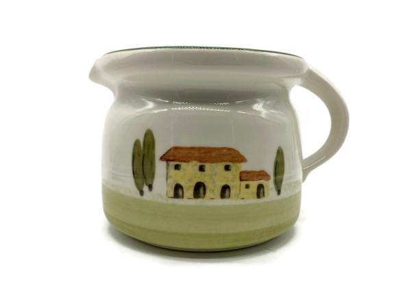 Zeller Keramik Bella Toscana Milchtopf 1,00 l