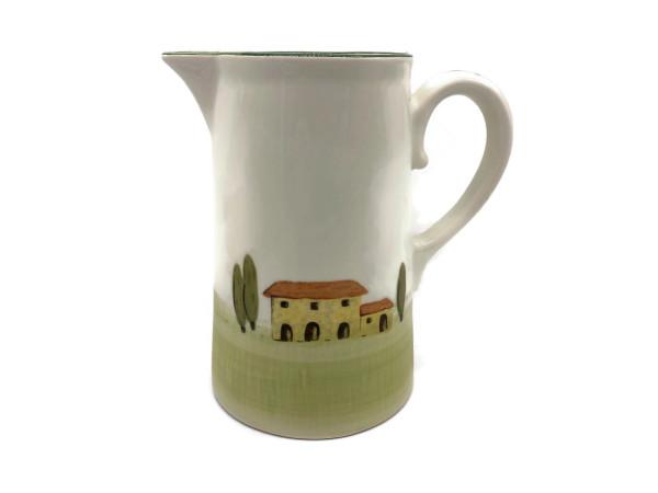 Zeller Keramik Bella Toscana Krug 1,00 l