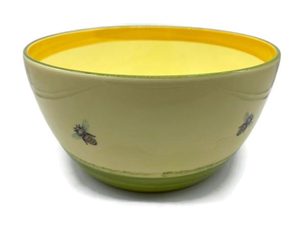 Zeller Keramik Biene Schüssel 22 cm
