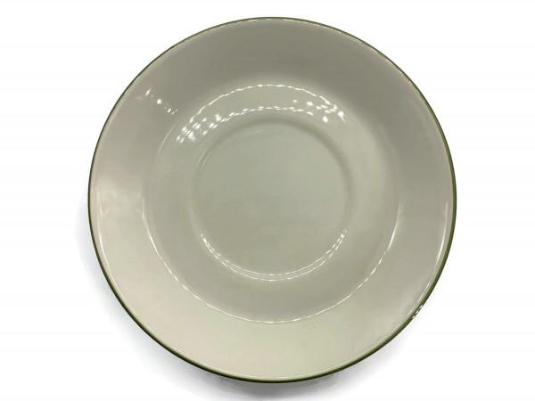 Zeller Keramik Schäfchen Jumbo Untertasse 18 cm