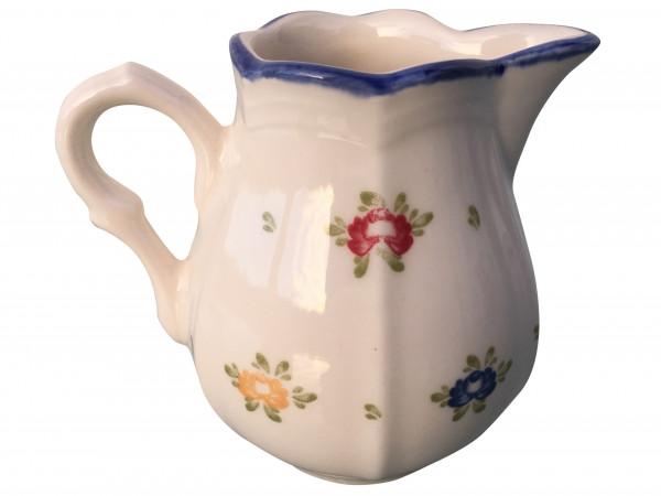 Zeller Keramik Petite Rose Rahmgiesser 0,20 l