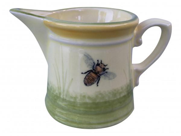 Zeller Keramik Biene Rahmgiesser 0,20 l