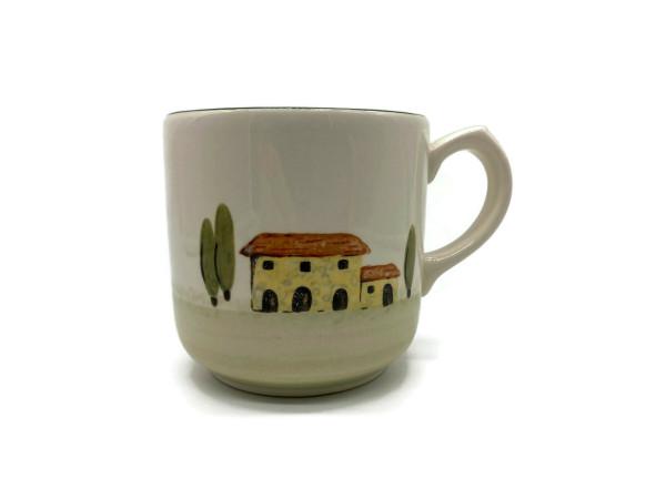 Zeller Keramik Bella Toscana Kaffeebecher 0,30 l