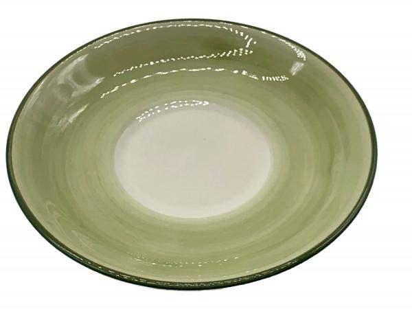 Zeller Keramik Bella Toscana Espresso Untertasse 12 cm