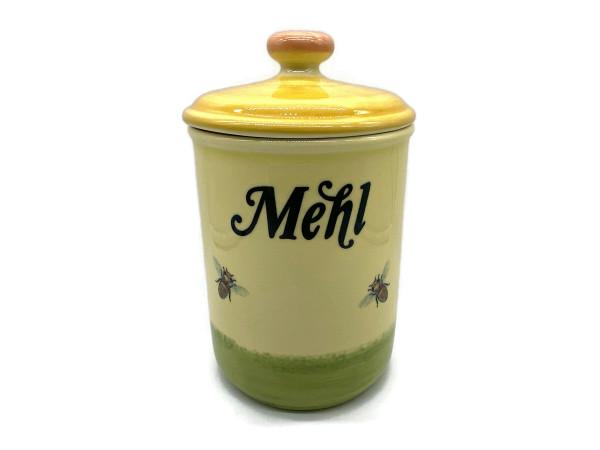 Zeller Keramik Biene Vorratsdose Mehl 1,00 l