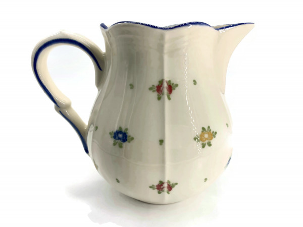 Zeller Keramik Petite Rose Milchtopf 1,00 l