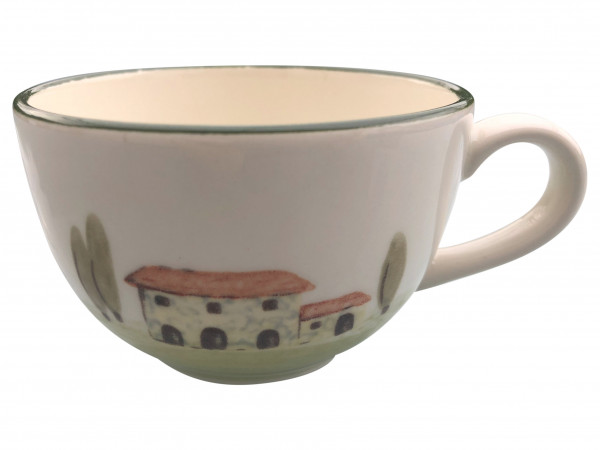 Zeller Keramik Bella Toscana Obertasse (Schale) 0,20 l