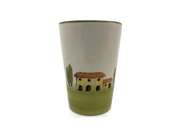 Zeller Keramik Bella Toscana Milchbecher 0,20 l