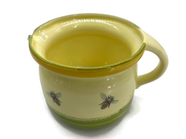 Zeller Keramik Biene Milchtopf 1,00 l