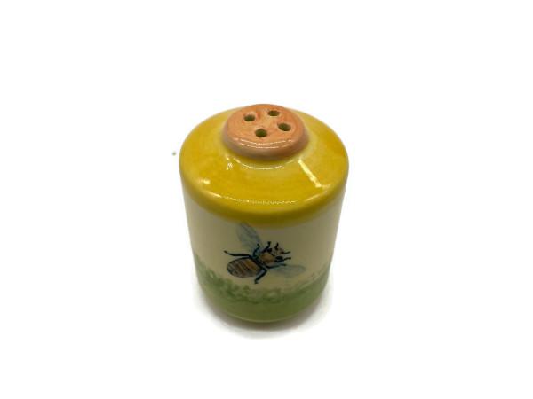Zeller Keramik Biene Salzstreuer 7 cm
