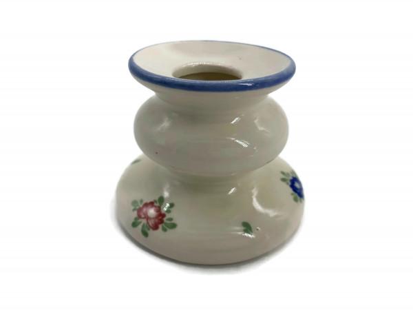 Zeller Keramik Petite Rose Leuchter 6 cm