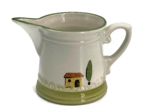 Zeller Keramik Bella Toscana Rahmgiesser 0,20 l