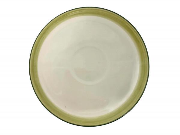 Zeller Keramik Bella Toscana Cup Untertasse 18 cm