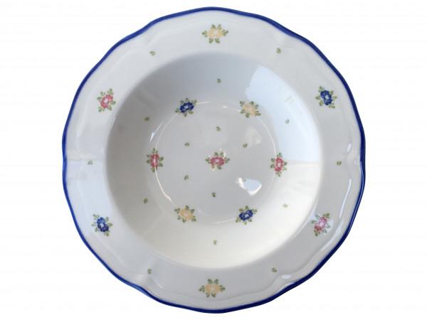 Zeller Keramik Petite Rose Teller tief 23 cm