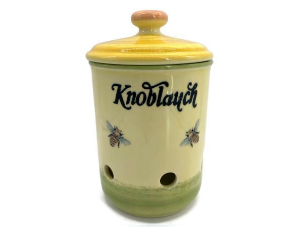 Zeller Keramik Biene Knoblauchtopf 1,00 l