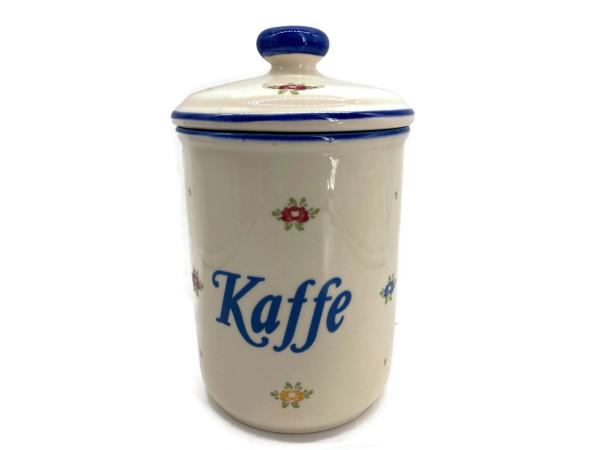 Zeller Keramik Petite Rose Vorratsdose Kaffee 1,00 l