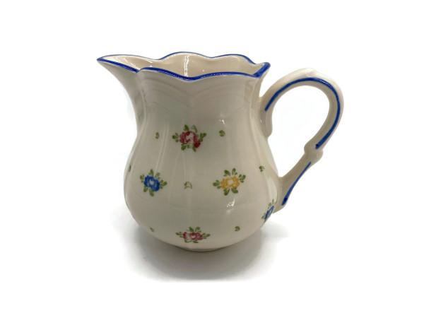 Zeller Keramik Petite Rose Teewärmer Stövchen im Dekor 16 cm