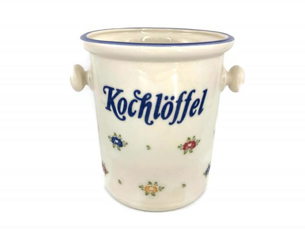 Zeller Keramik Petite Rose Kochlöffelbehälter 0,80 l