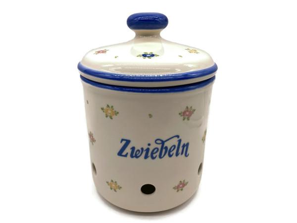 Zeller Keramik Petite Rose Zwiebeltopf 2,00 l