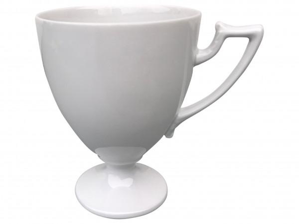 Königlich Tettau Kaffeetasse Obertasse 0,21l Iphigenie Uni 3