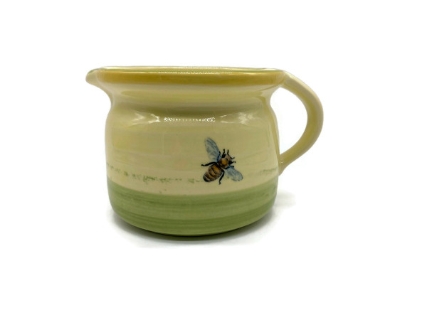 Zeller Keramik Biene Milchtopf 0,50 l