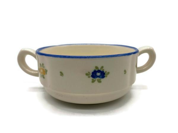 Zeller Keramik Petite Rose Suppenobertasse 0,30 l